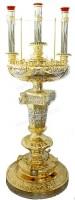Церковный напольный подсвечник №30 (76 свечей)
