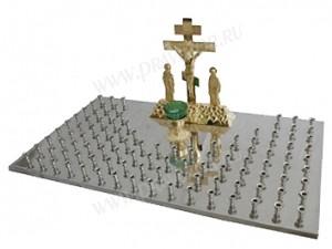Крышка панихидного стола - 1 (106 свечей)