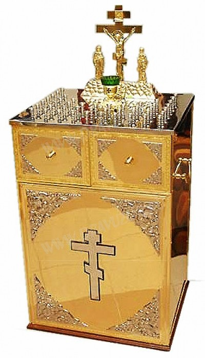 Панихидный стол - 14 (44 свечи)