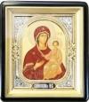 Православная икона: Смоленский образ Пресвятой Богородицы