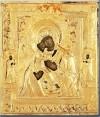 Православная икона: Владимiрский образ Пресвятой Богородицы №49