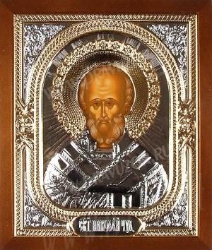 Православная икона: Свт. Николай Чудотворец - 12