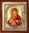 Православная икона: Владимiрский образ Пресвятой Богородицы - 5