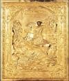 Православная икона: Св. Великомученик Димитрий Солунский №79