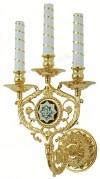 Лампа настенная - 16 (3 свечи)