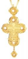 Крест священника наперсный №1000