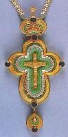 Крест священника наперсный - 12