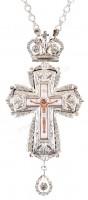 Крест священника наперсный №118a