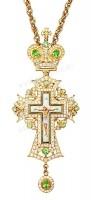 Крест священника наперсный №148