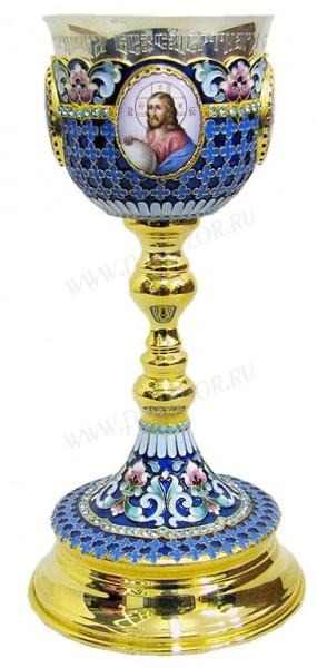 Богослужебный потир (чаша) - 1 (0.3 л)