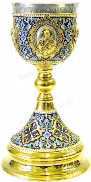 Богослужебный потир (чаша) - 15 (1.0 л)
