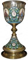 Богослужебный потир (чаша) - 30 (1.5 л)