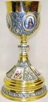 Богослужебный потир (чаша) - 32 (1.5 л)
