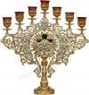 Церковный семисвечник №3a