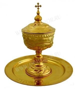 Чаша для святых частиц - 1