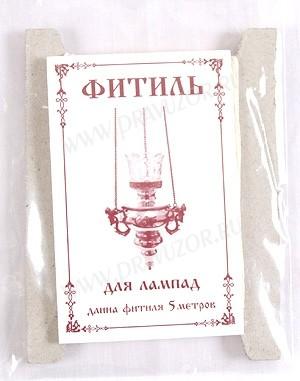 Льняной фитиль для лампад