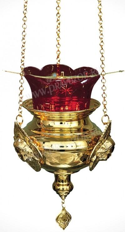 Церковная лампада №21