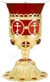 Церковная лампада - №12