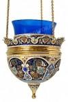 Церковная лампада №23