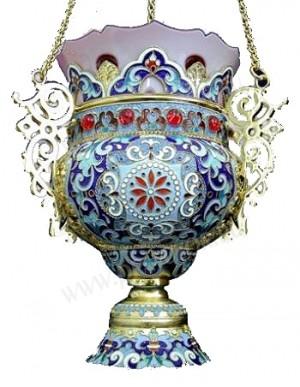 Церковная лампада №6-1