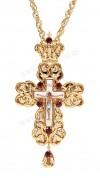 Крест наперсный №115