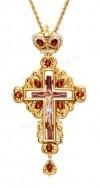 Крест наперсный ювелирны №153
