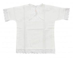 Крестильная рубашка для мальчиков и девочек - 2