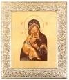 Икона: образ Пресв. Богородицы Владимирская - 13