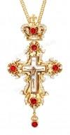 Крест наперсный №21