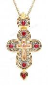 Крест наперсный №141