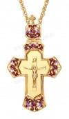 Крест наперсный №173