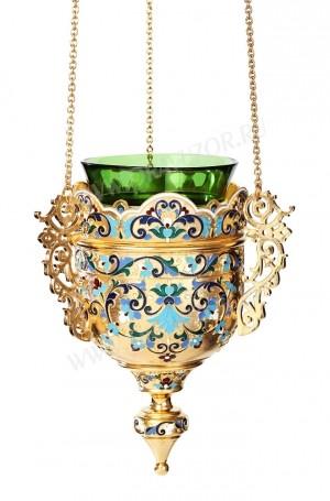 Лампада подвесная ювелирная №28