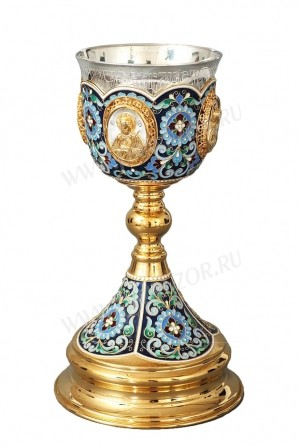Богослужебный потир (чаша) - 63 (1.0 л)
