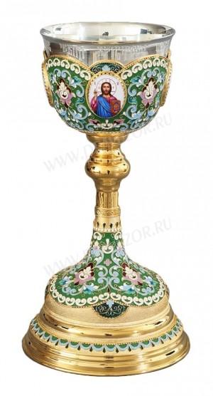 Богослужебный потир (чаша) - 65 (1.0 л)