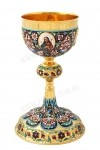 Богослужебный потир (чаша) №4a (1.0 л)