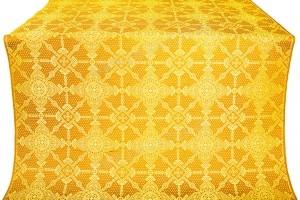 "Парча ""Углич"" (жёлтая/золото)"