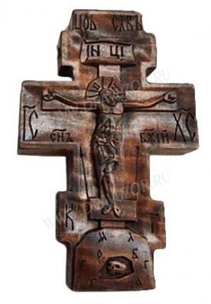 Крест нательный №16a с иконками