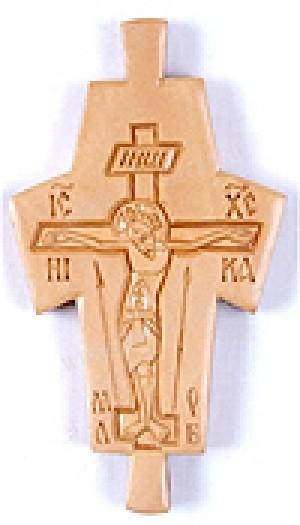 Монашеский параманный крест №60