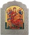 """Образ иконы Божией Матери """"Всецарица"""" - 13"""