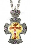 Крест наперсный ювелирный - А101