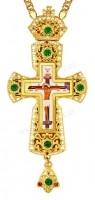 Крест наперсный ювелирный - А159