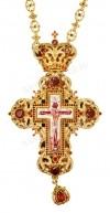 Крест наперсный ювелирный - А207