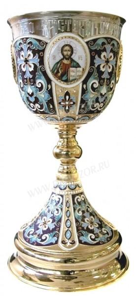 Богослужебный потир (чаша) - 9 (1.5 л)