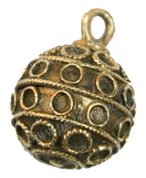 Пуговица древняя - 4