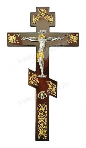 Крест напрестольный деревянный - А580