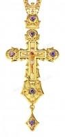 Крест наперсный - A1 (с цепью)