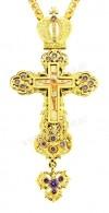 Крест наперсный - А6 (с цепью)