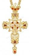 Крест наперсный - А94 (с цепью)