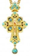 Крест наперсный - А98-1 (с цепью)