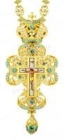 Крест наперсный - A117 (с цепью)